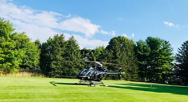 Start planning your 2019 by booking a trip in one of our helicopters!