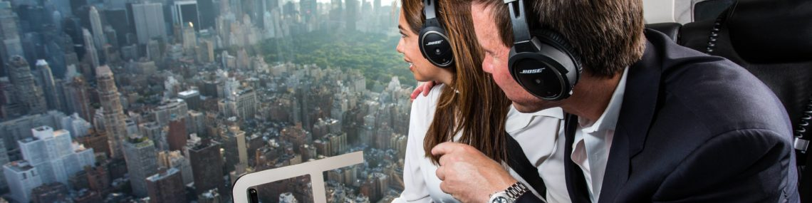 Helicopter Tours NYC